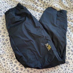 MOUNTAIN HARDWEAR BLACK SPLASH PANTS